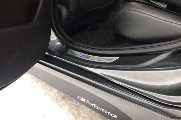 BMW 528 из США, 2.0 twinturbo, 2015 года выпуска, 43 тыс. км пробег