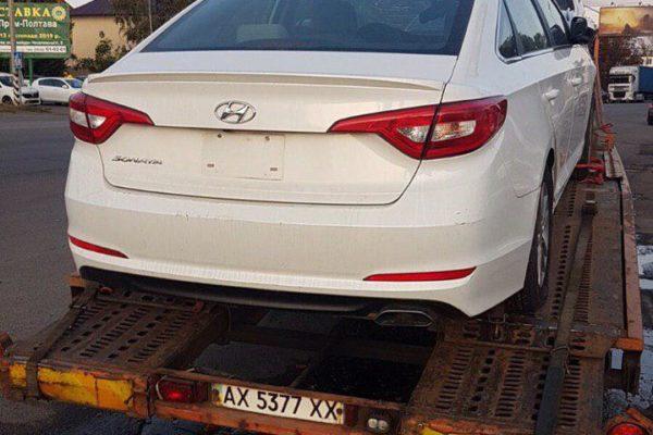 Hyundai Sonata, 2016 год выпуска, 2.4 бензин, 68 тыс. миль пробег, коробка автомат