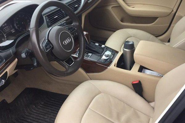 Авто из США Audi A6, 3.0 Quattro, 2017 года выпуска, бензин, пробег 58 тыс. миль